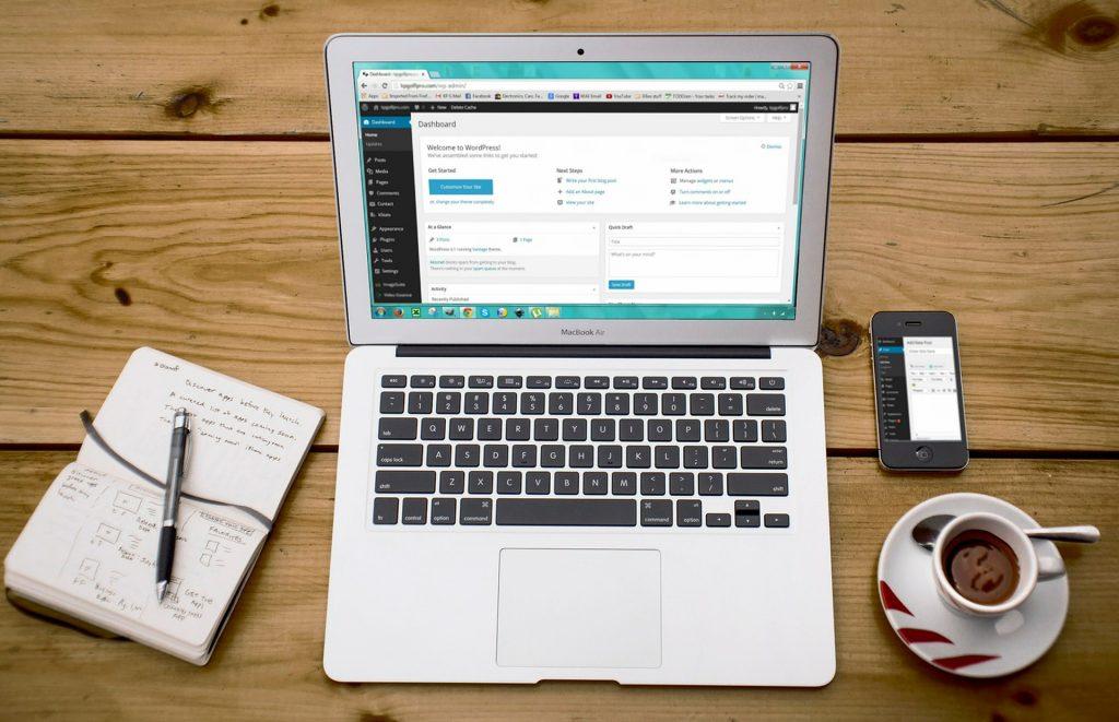 Wordpress onderhoud uitvoeren