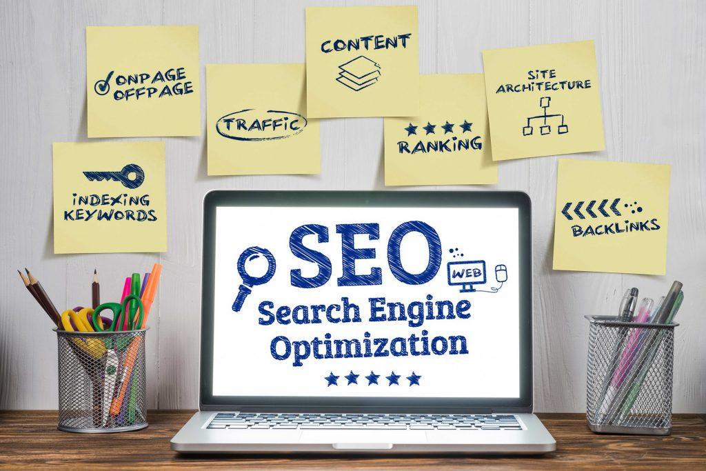 SEO (zoekmachine) optimalisatie